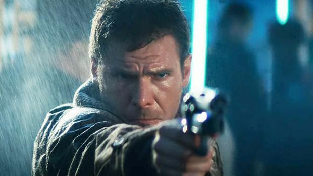 Harrison Ford, en «Blade Runner»