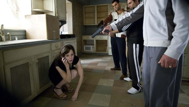 Mary-Louise Parker protagoniza «Weeds»