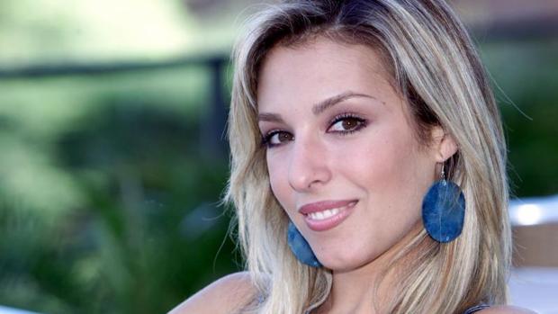 Gisela, concursante de la primera edición de «Operación Triunfo»