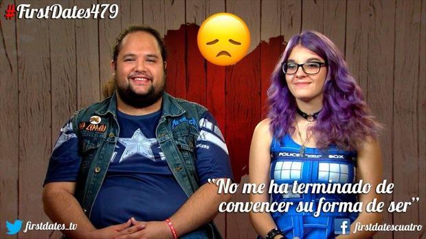 Roberto y Alba parecían hechos el uno para el otro pero a ella no pareció convencerle su pareja