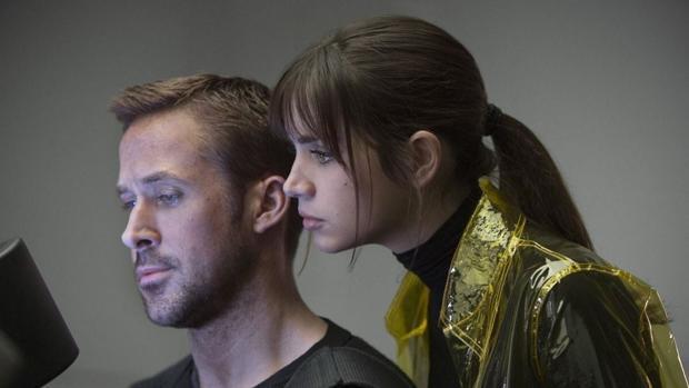 Ana de Armas, a las órdenes de Ryan Gosling en «Blade Runner 2049»