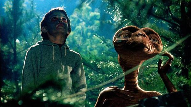 «ET. El Extraterrestre»