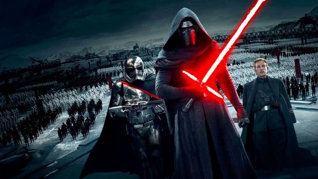 Fotograma de «Star Wars: Los últimos Jedi»