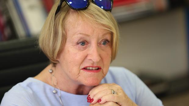 Yvonne Blake, durante una entrevista el pasado año con ABC