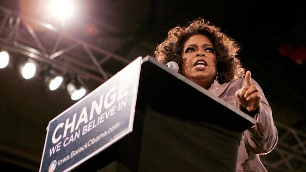 Oprah Winfrey está «analizando activamente» presentar su candidatura presidencial con vistas a las elecciones de 2020