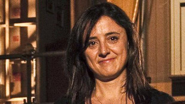 La productora de cine Belén Atienza