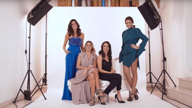 Daniela Ruah, Sílvia Alberto, Filomena Cautela y Catarina Furtado presentarán Eurovisión 2018