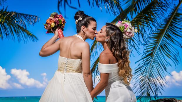 Sheila y Carolin son la primera pareja lesbiana que se casa en «Casados a primera vista»