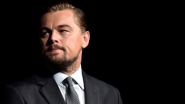 Leonardo DiCaprio, el viernes en París