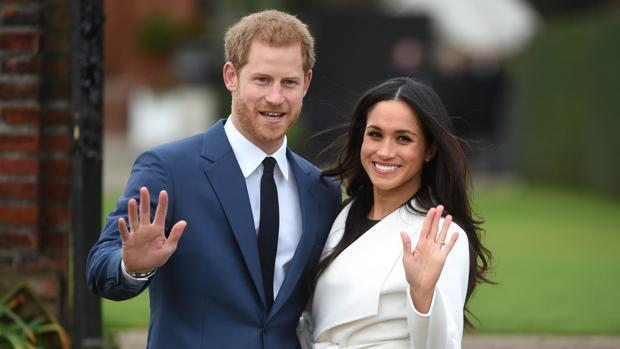 El Príncipe Harry y la actriz Meghan Markle tendrán una película sobre su relación