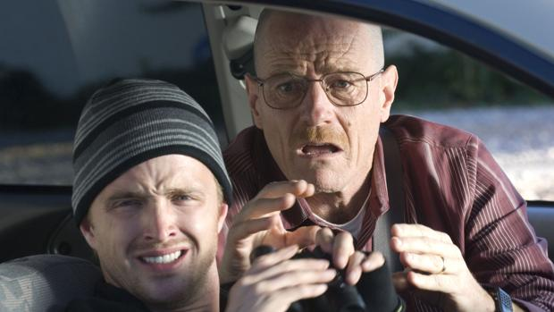Escena memorable de «Breaking Bad»
