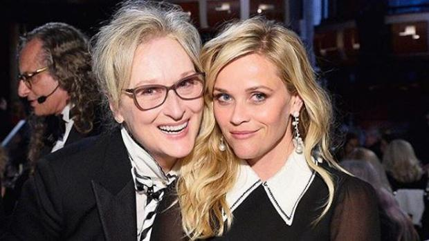 Meryl Streep y Reese Witherspoon