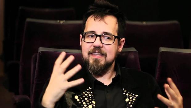 Paco Plaza, director de «Verónica»