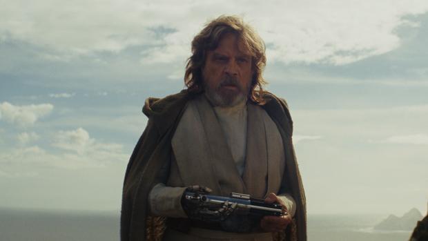Fotograma de Star Wars: Los últimos Jedi
