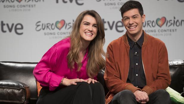 Amaai y Alfred representarán a España en Eurovisión con «Tu canción»