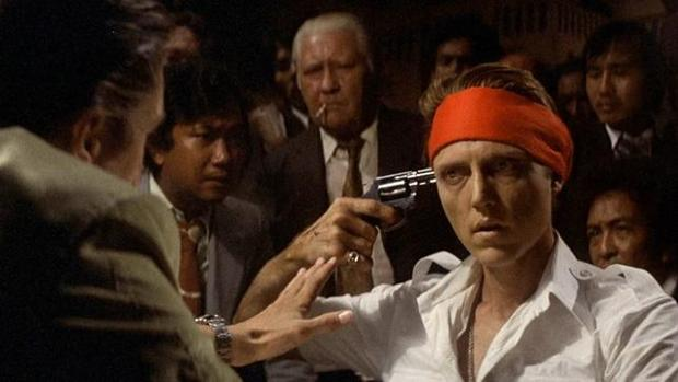 Christopher Walken en la película «El cazador», de Michael Cimino