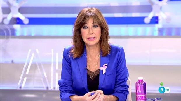 Ana Rosa secunda la huelga feminista del 8 de marzo por el Día Internacional de la Mujer