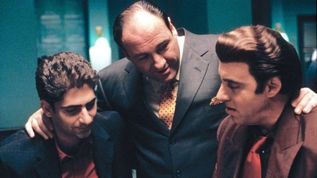 Imagen de la serie de «Los Soprano»