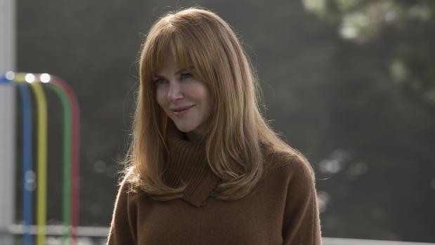 Nicole Kidman, en «Big Little Lies»