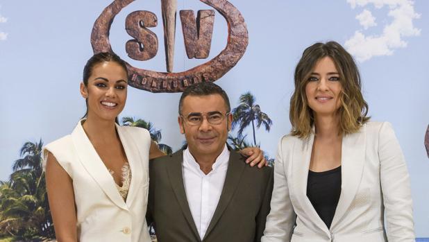 Jorge Javier Vázquez, Sandra Barneda y Lara Álvarez repiten como presentadores