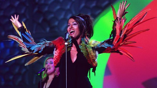 Dana Internacional ganó para Israel el festival de Eurovisión en 1998 con «Diva»
