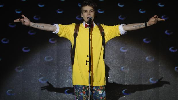 Uno de los artistas que actuará en Eurovisión 2018