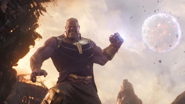 «Vengadores: Infinity War» será uno de los filmes más demandados durante estos días