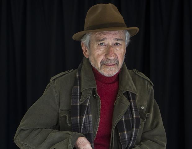 José Sacristán, en una entrevista reciente con ABC
