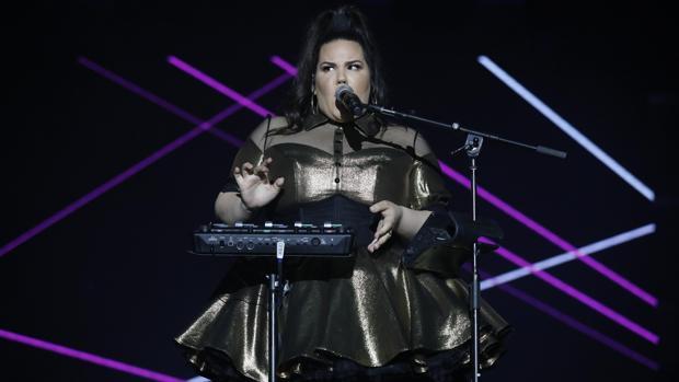 Netta Barzilai es la representante israelí en Eurovisión 2018 y una de las favoritas