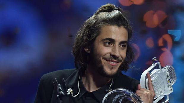 Salvador Sobral, ganador de la pasada edición de Eurovisión