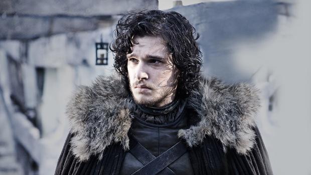 Jon Nieve, uno de los protagonistas de «Juego de Tronos»