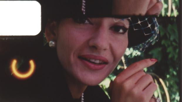 Fotograma de «Maria by Callas»