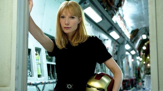Gwyneth Paltrow, Pepper Potts en el Universo Marvel