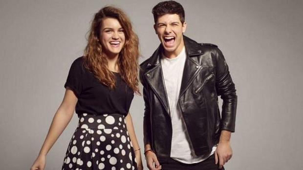Alfred y Amaia que actuarán en Eurovisión 2018