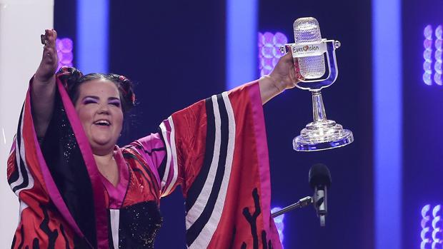 Netta, la vencedora de Eurovisión 2018