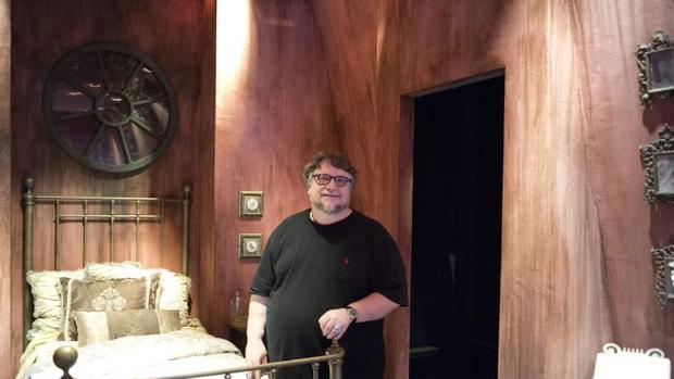 Guillermo del Toro, en una imagen de archivo