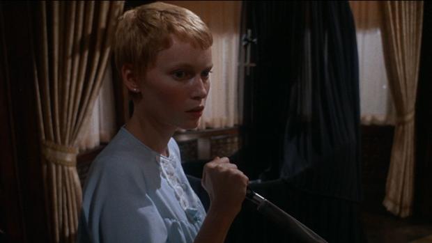 Rosemary fue el primer papel protagonista de Mia Farrow