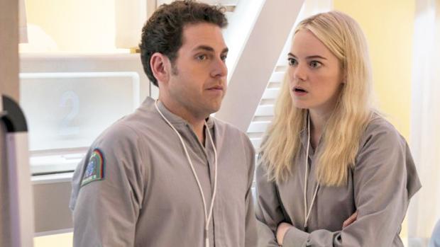 Jonah Hill y Emma Stone protagonizan «Maniac»