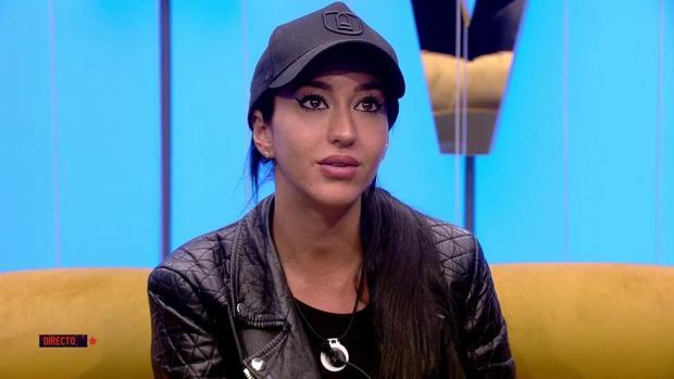 Aurah, concursante de GH VIP