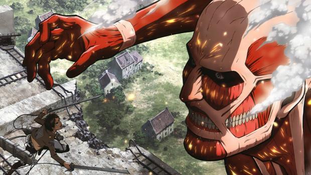 «Ataque a los titanes» se ha posicionado como uno de los animes con mejores críticas
