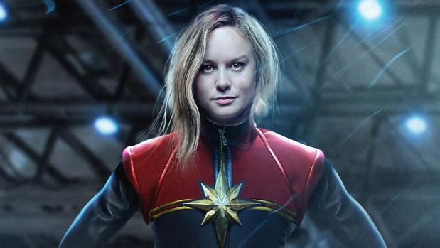 «Capitana Marvel»: Brie Larson da vida a Carol Danver