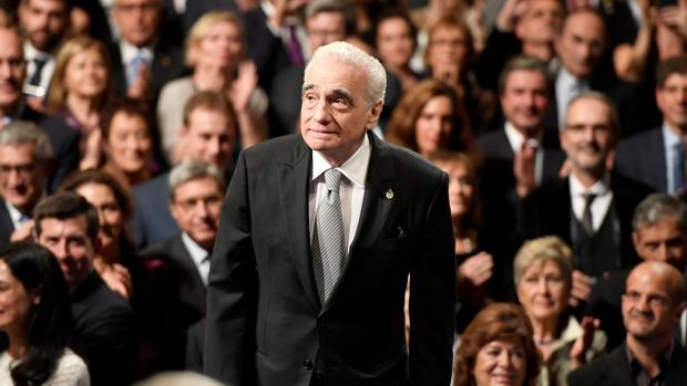 Martin Scorsese, en una imagen de archivo