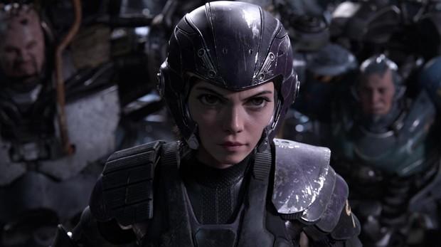 Crítica de «Alita: ángel de combate»: una golosina para la vista
