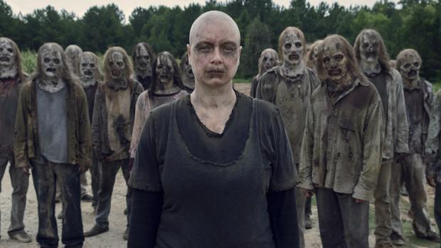 Samantha Morton interpreta a la nueva villana de «The Walking Dead»