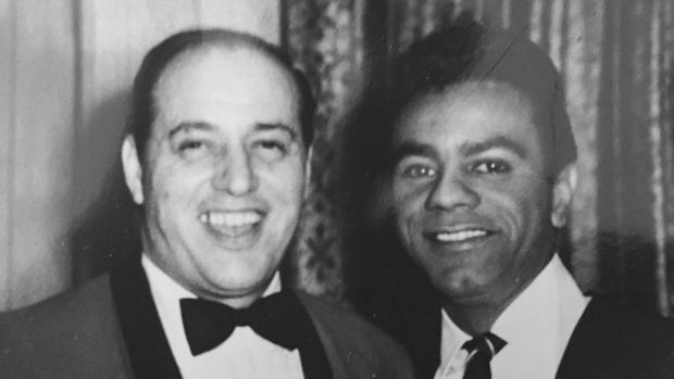 Don Shirley y Tony Lip