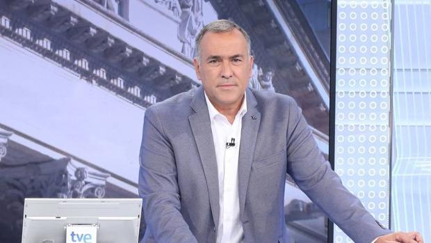 Xabier Fortes, moderador del debate de TVE, en una imagen reciente