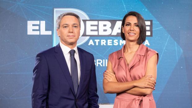 Ana Pastor y Vicente Vallés estarán al frente de «El debate decisivo»