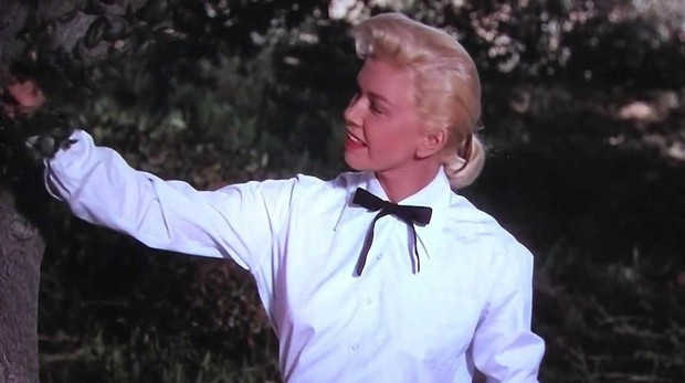 Doris Day en «Calamity Jane»
