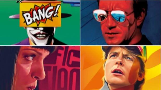 La Andy Warhol francesa, la joven que reinventa el cine a base de colores