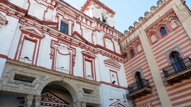 La iglesia de la merced de sanl car seguir siendo del for Medina motors pueblo co
